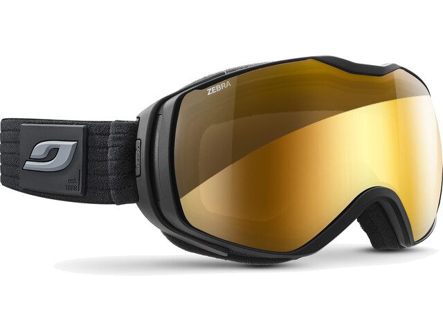 Julbo Universe Gold Flash Black-Grey/Zebra/Gold Flash